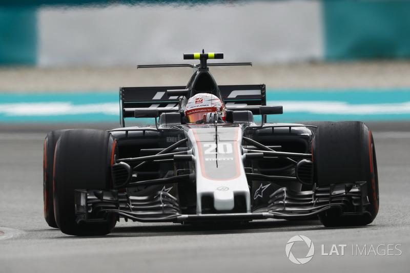 2017: Haas F1 Team VF-17