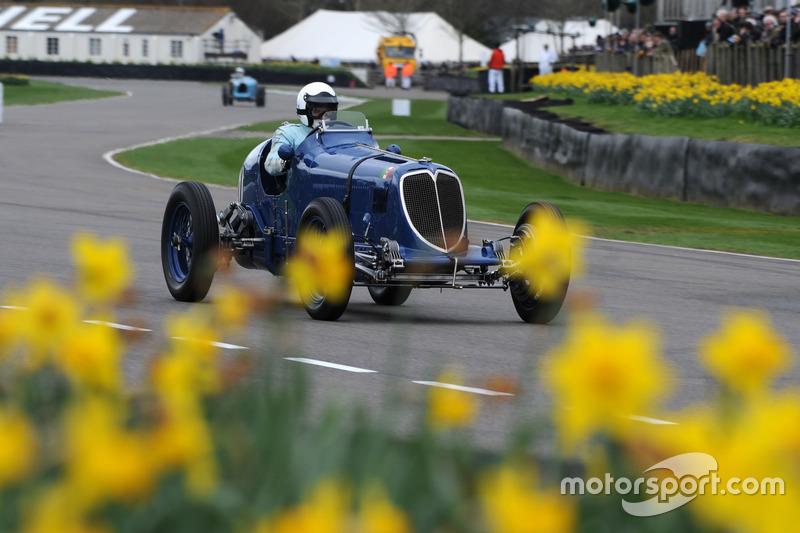 Varzi Trophy, Rob Newall, Maserati