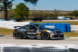 #33 CJ Wilson Racing Porsche Cayman GT4: Marc Miller, Till Bechtolsheime