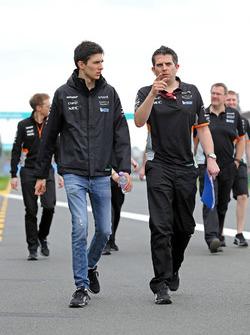 Esteban Ocon, Force India F1 Team