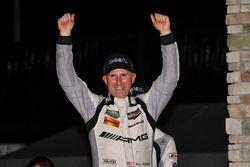 Podio GTD: il vincitore Ben Keating, Riley Motorsports
