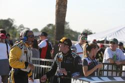 Vincitore della gara #60 KohR Motorsports Ford Mustang: Scott Maxwell