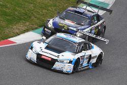 #34 Car Collection Motorsport, Audi R8 LMS: Johannes Dr. Kirchhoff, Gustav Edelhoff, Elmar Grimm, In