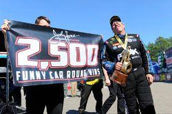Ganador de Funny Car, John Force