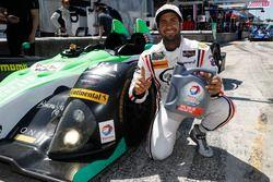 Il poleman PC Gustavo Yacaman, BAR1 Motorsports