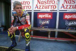 Valentino Rossi, Aprilia