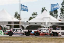 Matias Jalaf, Indecar CAR Racing Torino, Matias Rossi, Nova Racing Ford