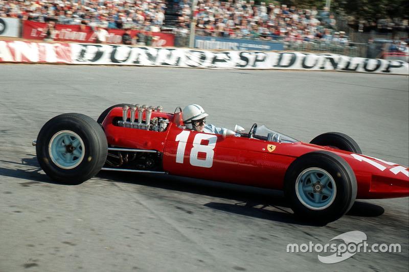 Lorenzo Bandini: GP da Áustria de 1964