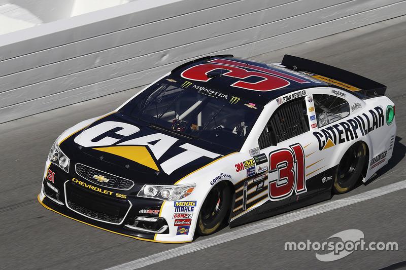 21. Ryan Newman, Richard Childress Racing, Chevrolet