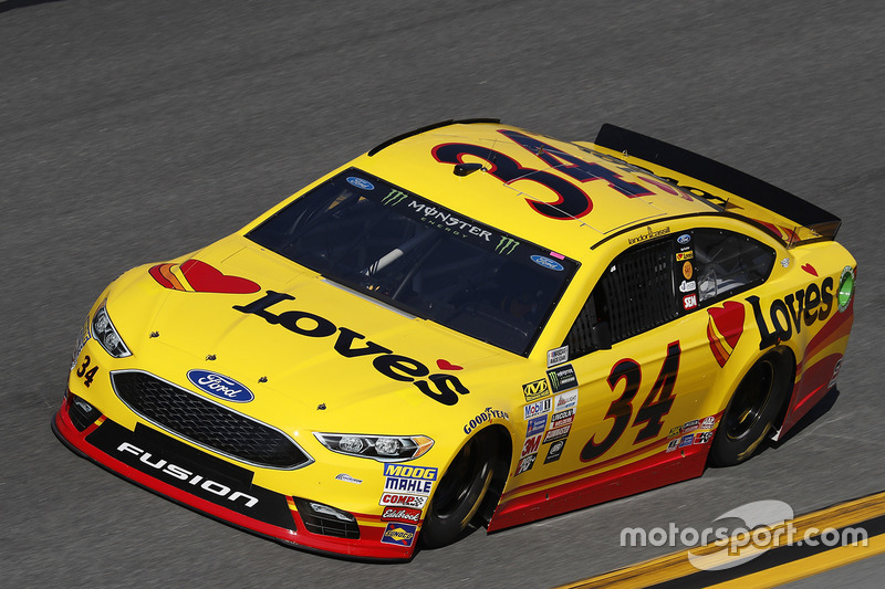 #34: Landon Cassill, Front Row Motorsports, Ford