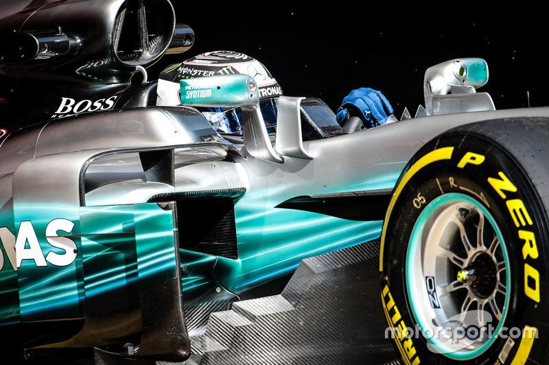 Lundi : Valtteri Bottas, Mercedes
