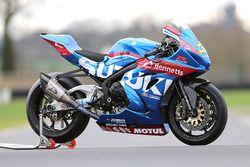 Bike von Michael Dunlop, Suzuki GSX-R1000
