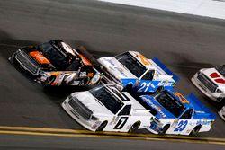Brett Moffitt, Red Horse Racing, Toyota Christopher Bell, Kyle Busch Motorsports Toyota