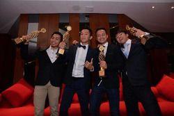 Para juara Asia Road Racing Championship 2016