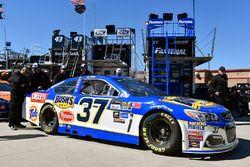 Chris Buescher, JTG Daugherty Racing, Chevrolet