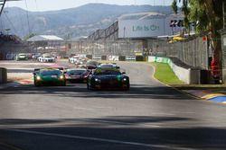 #222 Scott Taylor Motorsport Mercedes-AMG GT3: Scott Taylor, Craig Baird
