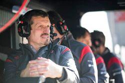 Guenther Steiner, Teambaas Haas F1 Team F1