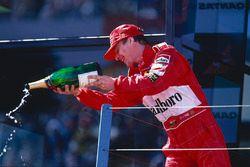 1. Eddie Irvine, Ferrari
