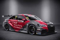 L'Audi RS 3 LMS TCR di Jasper Thong