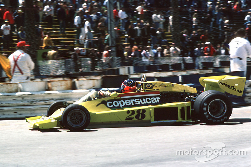 Emerson Fittipaldi, Copersucar FD04 Ford