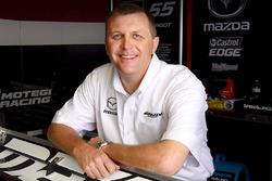 John Doonan, jefe de Mazda Motorsports USA