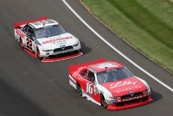 Ryan Reed, Roush Fenway Racing Ford, Joey Logano, Team Penske Ford