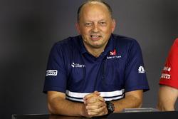 Frederic Vasseur, Sauber Takım Patronu