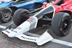 El Chevrolet y Honda IndyCar 2018