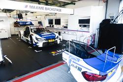 L'auto di Maxime Martin, BMW Team RBM, BMW M4 DTM
