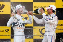 Podium: 1. Maro Engel, Mercedes-AMG Team HWA, Mercedes-AMG C63 DTM, Bruno Spengler, BMW Team RBM, BM