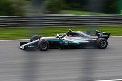 El Mercedes con el rediseño de Halo