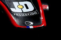 #23 Panis Barthez Competition, Ligier JSP217 detail