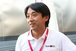 片山右京監督(Ukyo Katayama / GOODSMILE RACING & Team Ukyo)