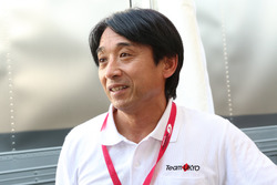 片山右京監督(Ukyo Katayama / GOODSMILE RACING & Team Ukyo)