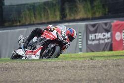 #25 Honda Suzuka Racingteam: Daijiro Hiura, Yudai Kamei, Takashi Yasuda