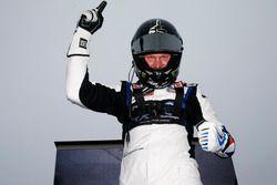 Le vainqueur Johan Kristoffersson, PSRX Volkswagen Sweden, VW Polo GTi