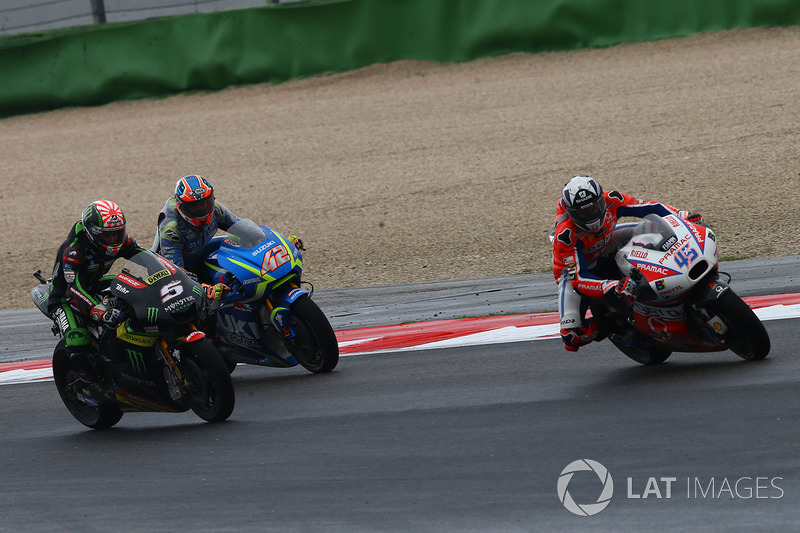 Scott Redding, Pramac Racing, Alex Rins, Team Suzuki MotoGP, Johann Zarco, Monster Yamaha Tech 3