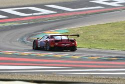 Ferrari 458 GT3 #74 MP1 Corse: Bontempelli - Niboli