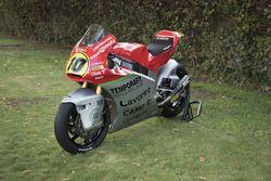 Luca Marini, Forward Racing bike