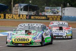 Gaston Mazzacane, Coiro Dole Racing Chevrolet, Juan Martin Trucco, JMT Motorsport Dodge