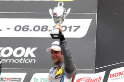 Podium: 3. Niels Langeveld, Racing One, Audi RS3 LMS