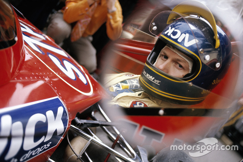 Ronnie Peterson, STP March