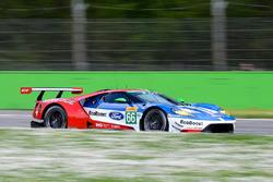#66 Ford Chip Ganassi Racing Ford GT: Olivier Pla, Stefan Mücke