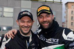 Sieger Sébastien Carron und Ivan Ballinari