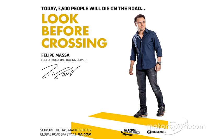 Felipe Massa, piloto de F1