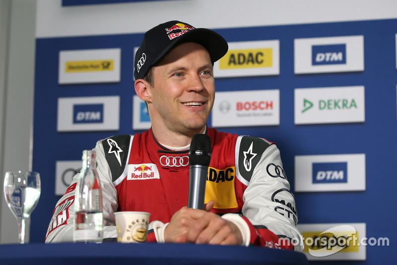 DTM. Самый возрастной: Маттиас Экстрём, Audi Sport Team Abt Sportsline (38 лет)