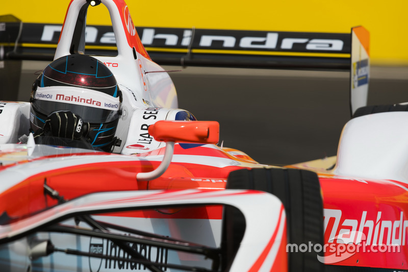 12. Nick Heidfeld, Mahindra Racing