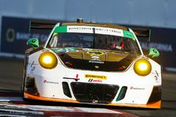#28 Alegra Motorsports Porsche 911 GT3 R: Daniel Morad, Michael Christensen
