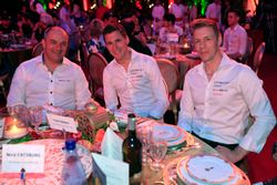 Fredrik Wahlen, Team manager Polestar Cyan racing, Nicky Catsburg, Thed Björk, Polestar Cyan Racing,