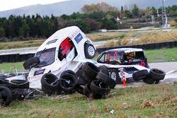 #13 kaza yapıyor